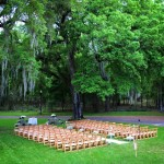 wood chair ceremony